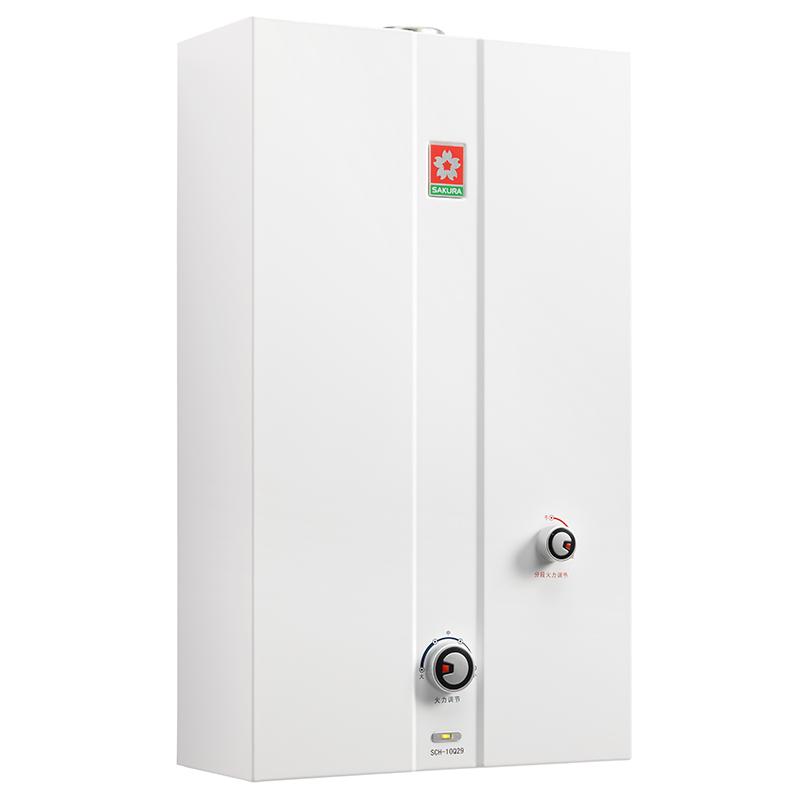 燃气热水器上强排SCH-10Q29(A)