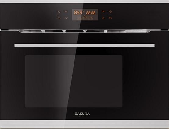 樱花蒸烤箱 助你秒变五星大厨——不一样的美食好帮手
